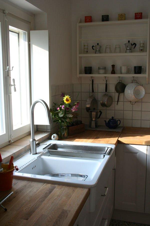 E arrivata la cucina villa villacolle for Piattaia ikea