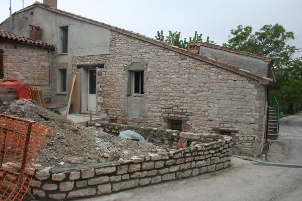 Casa dolce casa villa villacolle - Facciata casa in pietra ...