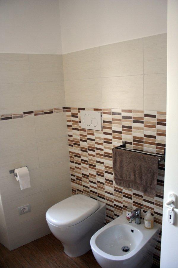 Il bagno nuovo | Villa Villacolle