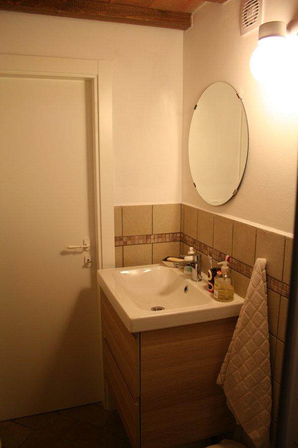 Finalmente una lavanderia (e un mini bagno)  Villa Villacolle