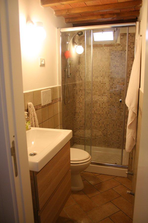 Finalmente una lavanderia (e un mini bagno) | Villa Villacolle